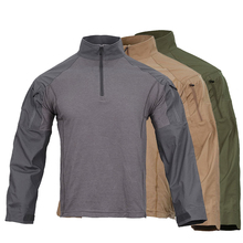 Emersongear Tactical Combat T-shirt Men Tshirt Sports Duty Mens T-shirt Trainingg Shooting Hunting Airsoft Paintball EM9429