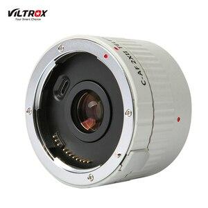 Image 1 - Conversor de lente para canon ef, conversor de lentes para canon ef 5d ii C AF 2xii m câmera 1200d 750d dslr