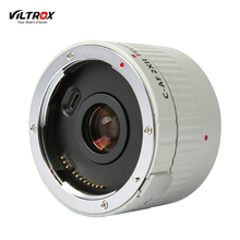 Viltrox C AF 2XII M Focus Mount Lens for Canon EOS EF Lens Telephoto Converter for Canon EF lens 5D II 1200D 750D DSLR Camera