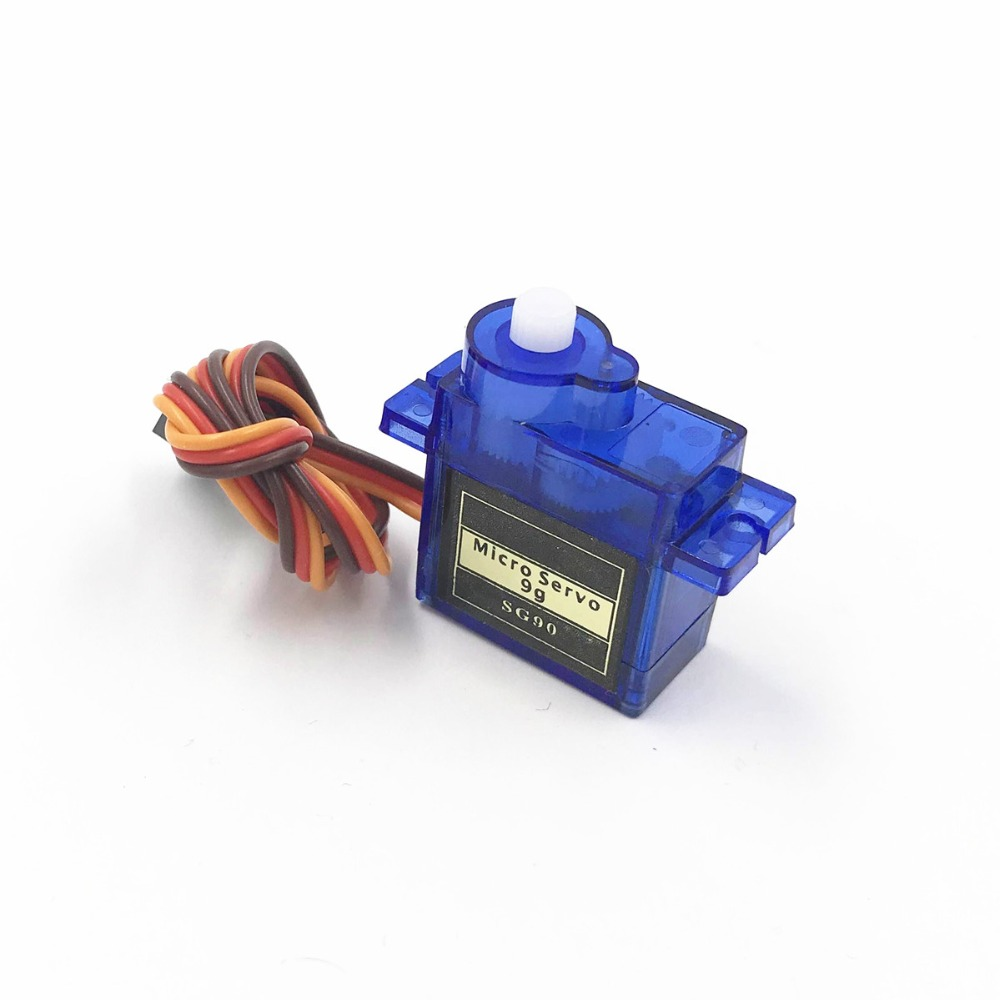 Tower pro sg90 9 gramme servos quantity 4 new in the packet with accessories