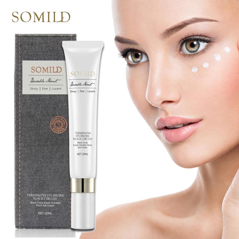 SOMILD Dark Circle Remove Eye Cream Anti-Aging Anti-Wrinkle Eye Gel Moisturizing Whitening Anti-Puffiness Skin Care Korea Beauty