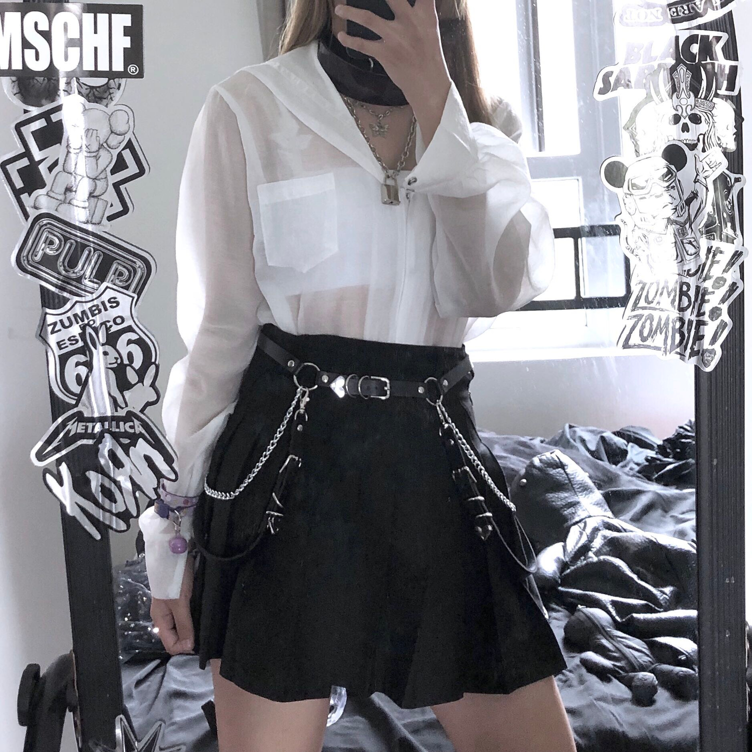 Punk Chain Belt 6