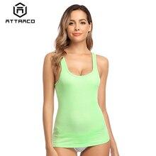 Camisole Basic Camis/женские хлопковые мягкие однотонные топы на бретелях, флуоресцентная зеленая Ночная одежда для сна, одежда для бега, фитнеса