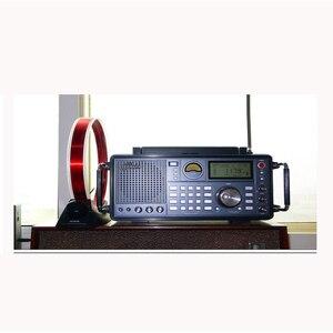 Image 5 - Tecsun orijinal AN100 AN200 orta dalga kazanç sinyal İyileştirme orta dalga sinyal döngü anten radyo ayarlanabilir T1288