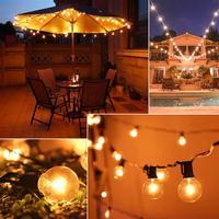 Comparar https://ae01.alicdn.com/kf/Hb053b6e6e7a448c7b0d5f58572569058F/G50 125 piezas bombilla de luz decoración de Navidad jardín al aire libre patio fiesta Cadena.jpg