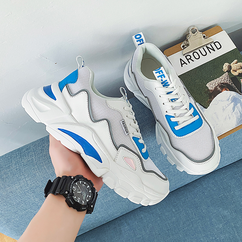 Men's Casual Shoes Men Shoes Outdoor Comfortable Shoes Men Chaussure Homme Sport  Shoes 2020 New Fashion Sneakers Lightweight