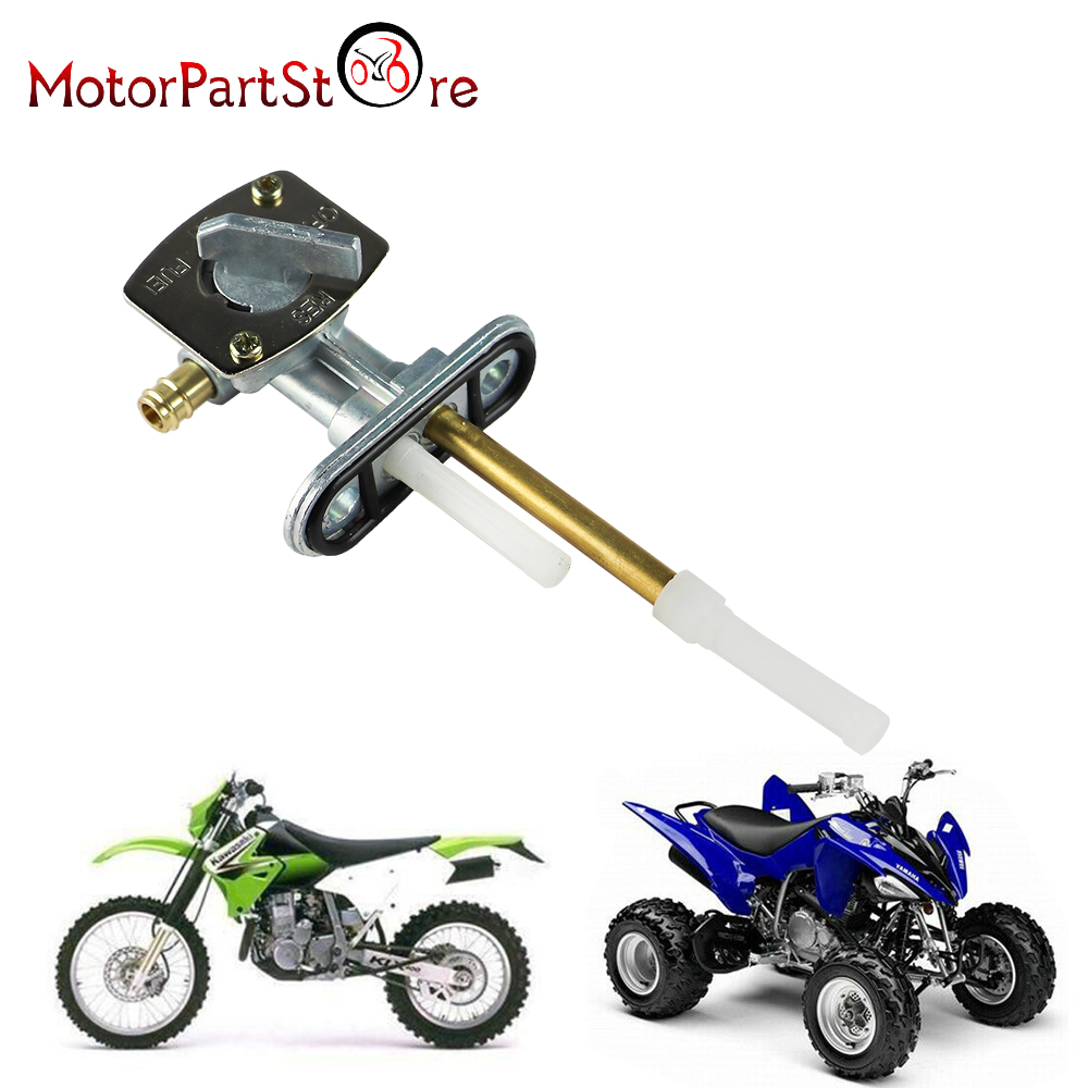 Fuel Petrol Tap With Reserve and Fuel Filter For YAMAHA XT125 XT250 XT350 TTR90