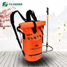 FUJIWARA Electric Sprayer Spray Gun 20L Backpack Agricultural High-power Pesticide Machine Rechargeable Lithium Polymer Battery