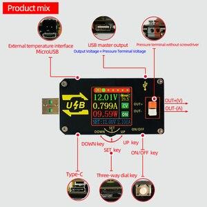 Image 3 - XY UDP 디지털 USB DC DC 컨버터 CC CV 0.6 30V 5V 9V 12V 24V 2A 15W 전원 모듈 데스크탑 조정 가능한 전원 공급 장치