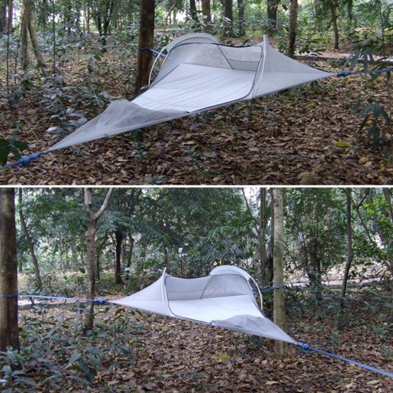 SKYSURF Pessoa Ultraleve Barraca de Camping Hanging Tree 1 Triângulo de Suspensão Suspensão Hammock Tenda Barraca de Acampamento Portátil À Prova D' Água