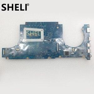 SHELI для Dell Inspiron 15 7567 материнская плата для ноутбука с i5-7300 процессором GTX1050 4 Гб GPU 0KD43Y CN-0KD43Y LA-D993P DDR3
