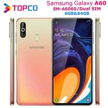Samsung Galaxy A60 A6060 Android Handy Dual Sim Octa Core Snapdragon675 6,3