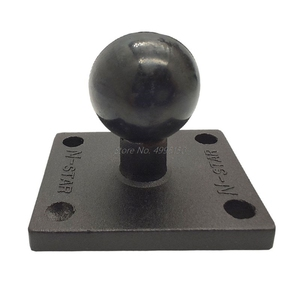 Image 1 - Aluminum Square Mount Base with Ball Head for Ram Mount for Garmin Zumo/TomTom Dropship