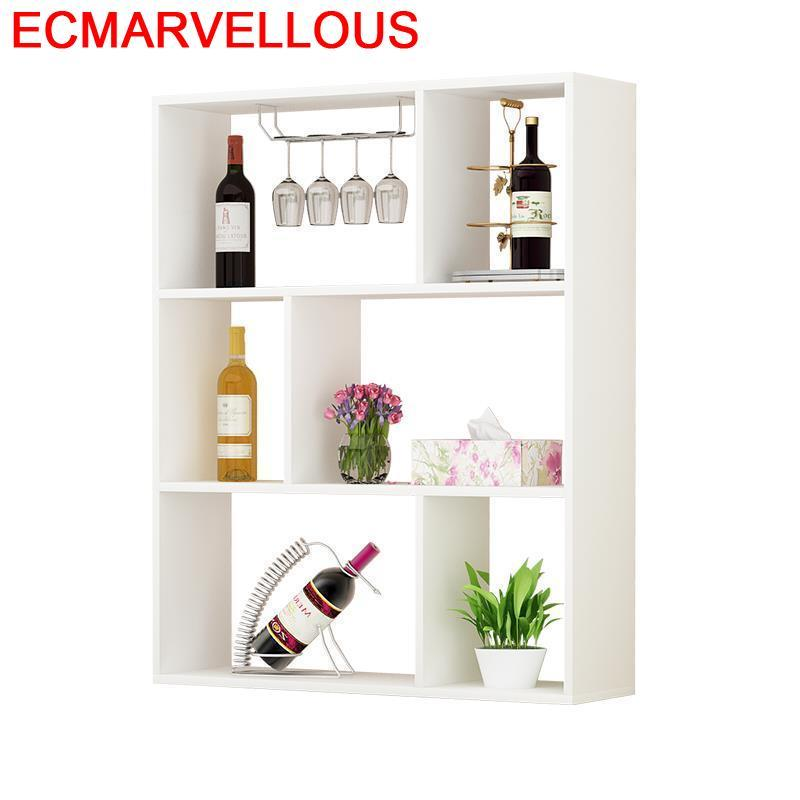 Room Kitchen Shelves Cocina Meble Table Armoire Dolabi Meube Salon Kast Meja Mueble Shelf Commercial Furniture Bar Wine Cabinet