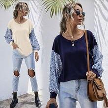 Женские свитера и пуловеры осенне зимний вязаный свитер женская