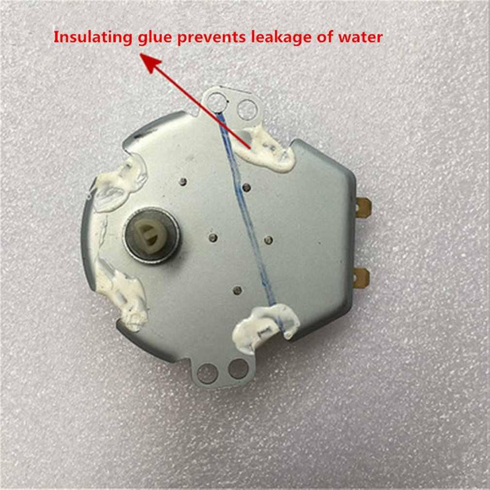 עבור Haier / Midea / Galanz מיקרוגל פטיפון סינכרוני מנוע זכוכית צלחת/מגש סינכרוני מנוע בר TYJ50-8A7