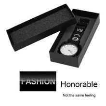 К 2020 Году Новые Ювелирные Изделия Часы Коробка Для Хранения Элегантные Наручные Часы Корпус Кайша Пункт Relogio-Это Настоящий Подарок Дисплей Коробка Организатор Саат Kutusu