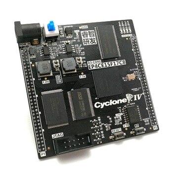 Nueva placa de núcleo Altera EP4CE15 CYCLONE IV Placa de desarrollo múltiples memoria