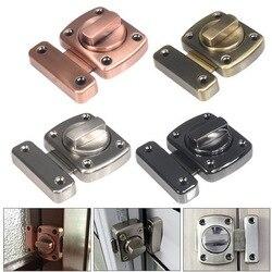Universele Deur Klink Gate Klink Beveiliging Schuifdeur Lock Deur Bolt Zinklegering Met Schroeven Deur Klink Lock Pull Kast klink