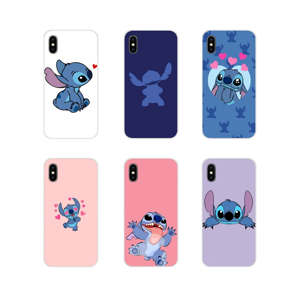 Accessories Phone Shell Covers For LG G3 G4 Mini G5 G6 G7 Q6 Q7 Q8 Q9 V10 V20 V30 X Power 2 3 K10 K4 K8 2017 Stich