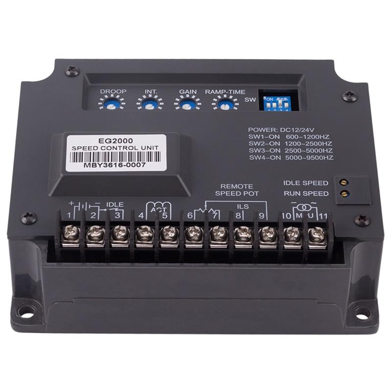EG2000 groupe électrogène régulateur de vitesse DC régulateur électronique tableau électrique vitesse Govornor moteur sans balai groupe électrogène partie