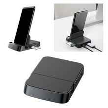 لهواوي سامسونج USB C HUB نوع C محطة الإرساء حامل هاتف Dex محطة USB C إلى HDMI قفص الاتهام محول الطاقة القارئ