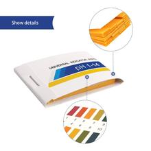1-14 pH Test Paper Analytical Instruments/ pH Test Water Quality Test (6 packs) Verify The pH Of The Solution