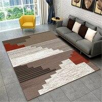 Large Area Rugs Living Room Bedroom Decor Carpet Persian Style Rectangular Entrance Doormat Kitchen Non Slip Floor Mats CF