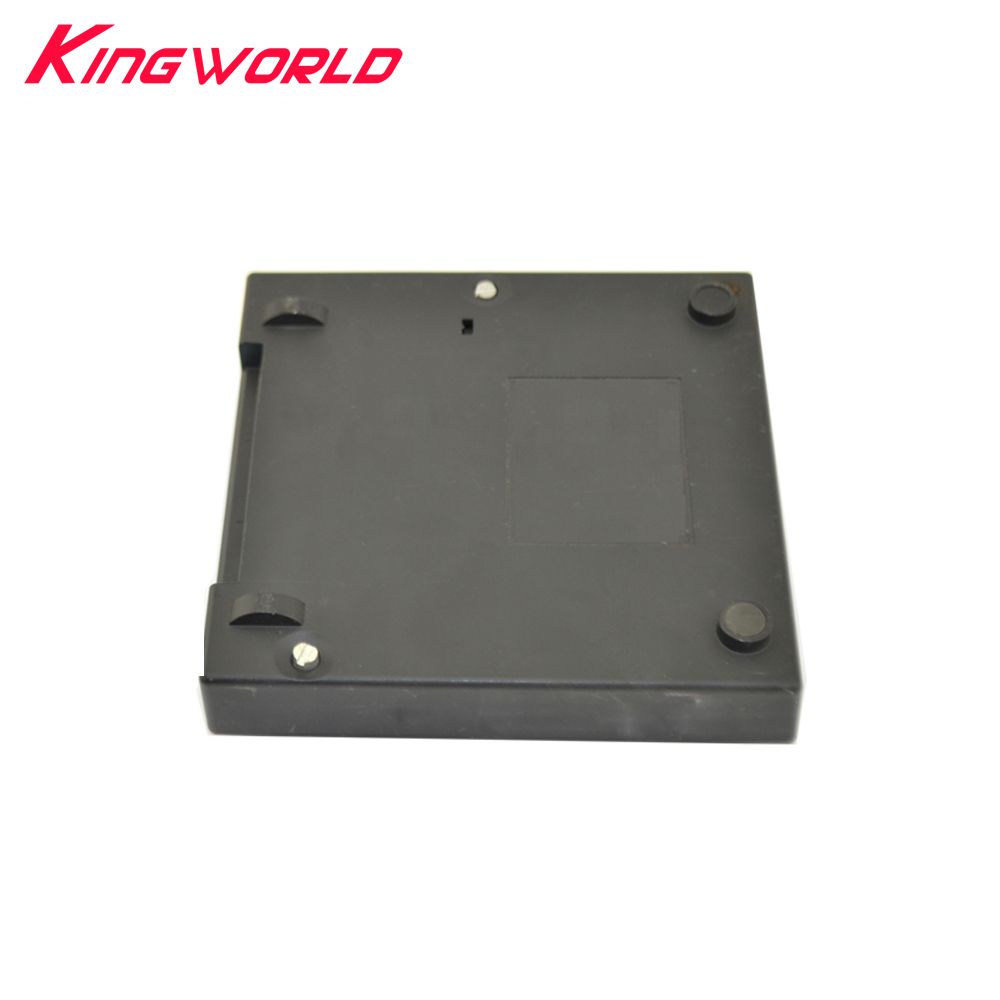 Used Repair Parts Bottom Stand Base Deck Bearing Board For N-GC Original Game Console
