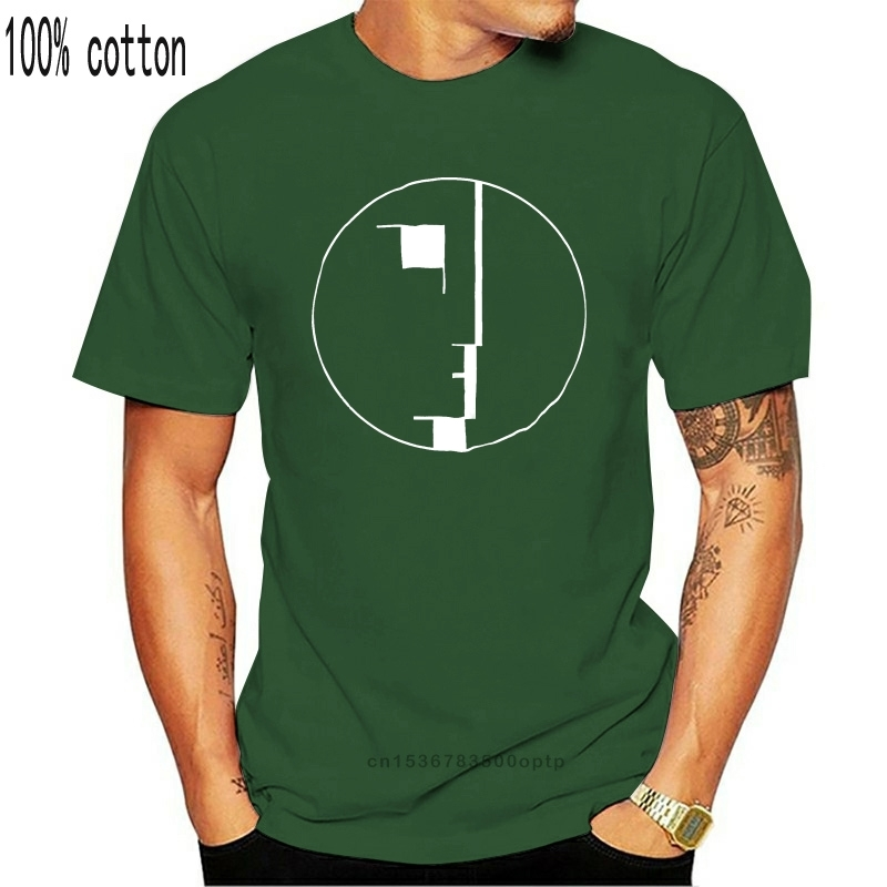 Bauhaus Футболка-классический в стиле модерн логотип гот новая волна Панк футболка Old HooligansS-5XL и леди соответствие размеров в наличии