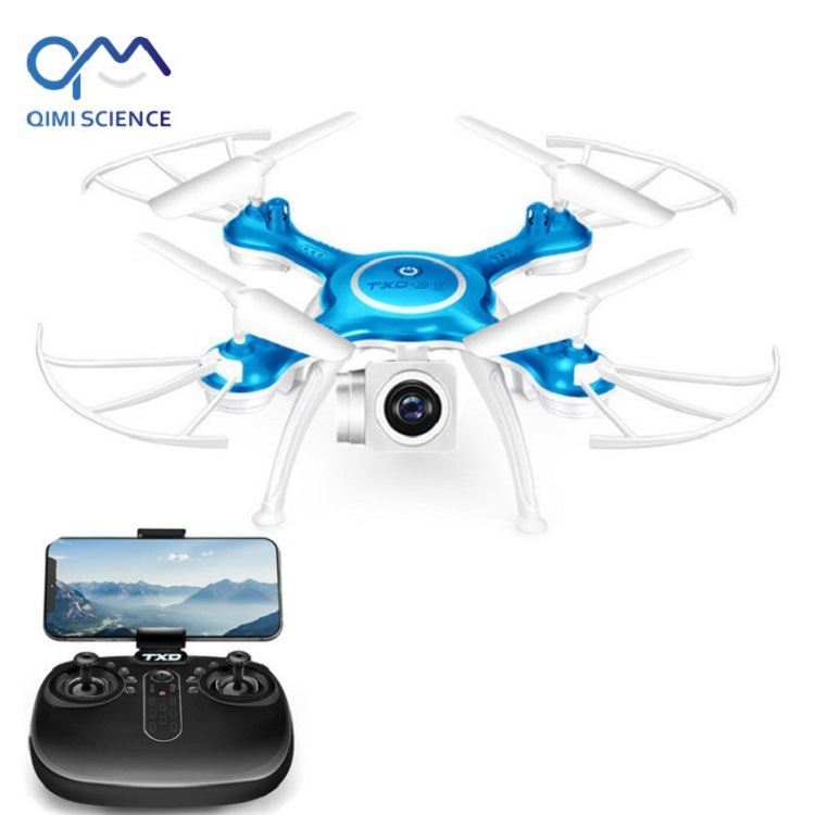 Tong XINDA Unmanned Aerial Vehicle Aerial Photography Txd-3s Remote Control Aircraft High-definition Wifi Aerial Photography Qua