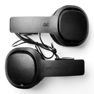 Image 1 - VR Game سماعة رأس سلكية مغلقة ، فصل يمين ويسار لـ Oculus Quest 1/ Rift S/ PSVR ، ملحقات سماعة الرأس