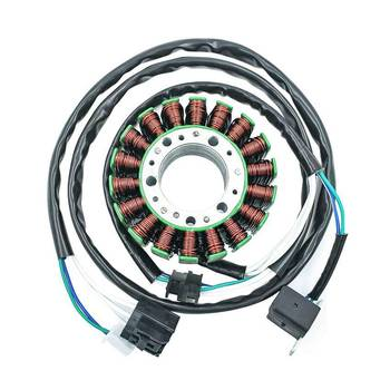 Ignition Magneto Stator Generator Charging Coil For Yamaha T-MAX 500 XP500 2008 2009 2010 2011