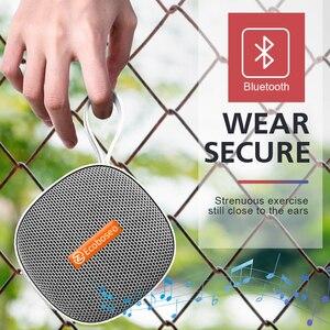 Беспроводная Bluetooth Колонка Ecoboseo, портативная уличная Водонепроницаемая басовая стереоколонка 5 Вт, динамик Loun с SD картой, колонка s для телефона
