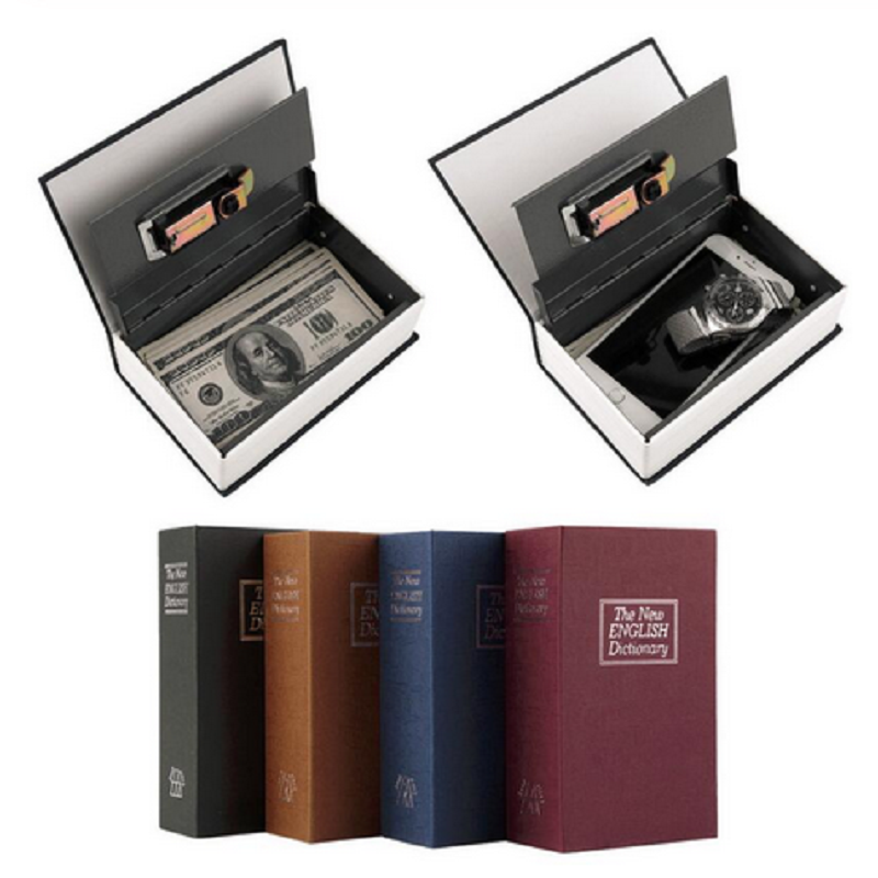English Dictionary Book Safe Dictionary Dictionary Creative Simulation Safe