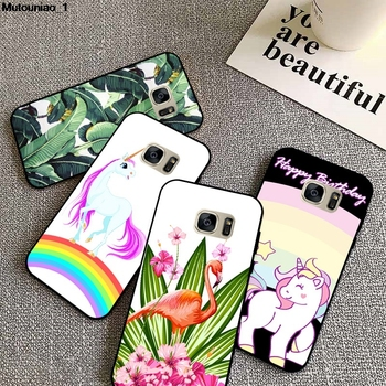 Unicorn 1 Soft TPU Case Cover For Vivo V3 V5 V7 V9 V17 V19 Y75 Y79 Y85 X9 X9S Y91i Y91C Max Plus Lite Pro image