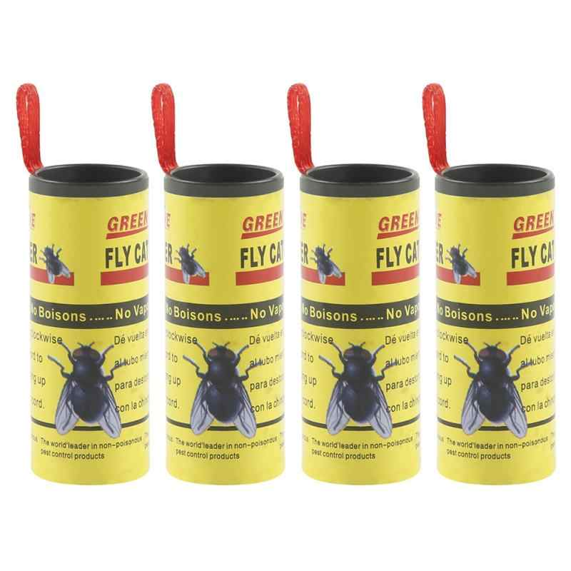 Forte mouches pièges insectes collant conseil attraper puceron insectes tueur antiparasitaire Whitefly Thrip colle autocollant