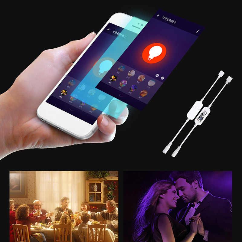 29,5*1 см wifi светодиодный смарт-контроллер переключатель голосового дистанционного управления для лампы ремень 2,4G товары для дома и отеля