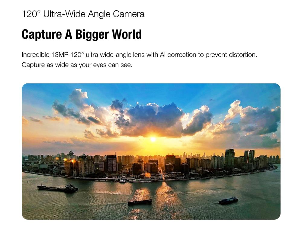 "Hb05bf2bd9f564ce48afee60708af07baH Pre-sale UMIDIGI F2 Android 10 Global Version 6.53""FHD+6GB 128GB 48MP AI Quad Camera 32MP Selfie Helio P70 Cellphone 5150mAh NFC"