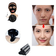 Purifying and replenishing black masks removing head tearing to clean 3 process steps Sell beauty products
