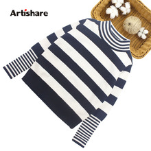 Свитер для девочек свитер в полоску для девочек детский джемпер в стиле пэчворк, осенне-зимняя детская одежда для девочек 6, 8, 10, 12, 14 лет