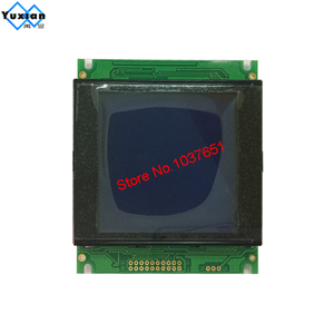 Image 4 - LCD module 128128 128x128 display panel graphic 85X100mm T6963C UCI6963 LG1281281 instead WG128128A  New brand