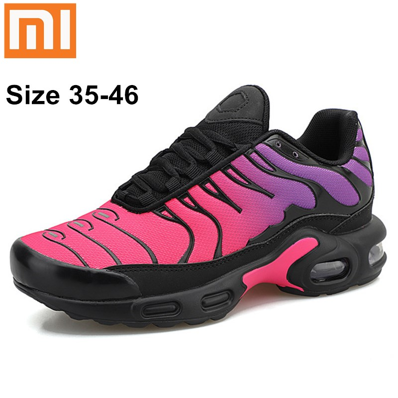 Xiaomi Women Vulcanize Shoes Sneakers Ladies Fashion Bling Casual Shoes Summer Mesh Breathable Sneakers Femme Zapatillas Mujer