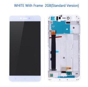 Image 4 - สำหรับ Xiaomi Redmi หมายเหตุ 5A PRIME จอแสดงผล LCD และหน้าจอสัมผัส Digitizer ASSEMBLY สำหรับ Redmi Note5A Y1 /Y1 Lite