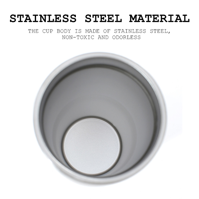 Stainless Steel Tumbler Mug 6