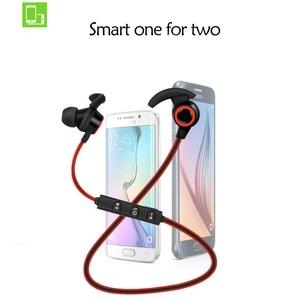 Image 4 - Sem fio bluetooth fones de ouvido com cancelamento de ruído ativo esportes fones de ouvido in ear fones de ouvido com microfone para samsung huawei xiaomi