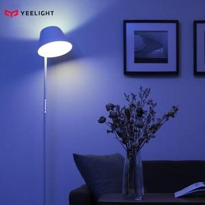 Image 2 - Yeelight lampe LED intelligente autoportante, lumière à intensité réglable, contrôlable à distance via application mobile via wi fi, idéal pour la maison et Apple Homekit, 12W