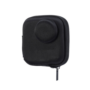 Image 2 - Portable Mini EVA Waterproof Storage Case for Gopro Max Camera Anti shake Protective Case Cage Half open Bag for Gopro Max