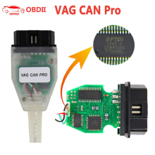VAG CAN PRO V5.5.1 с FTDI FT245RL чип VCP OBD2 Диагностический интерфейс USB кабель Поддержка Can Bus UDS K Line работает для AUDI/VW