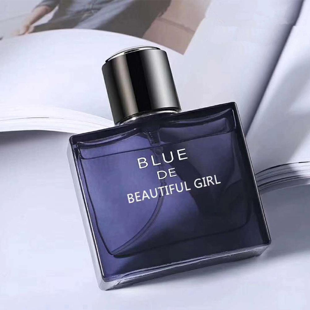 HobbyLane 50ml 1PCS Perfume For Men Women Long Lasting Marine Fragrance Portable Deodorant Fresh And Elegant Fragrance Perfume